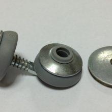 Термошайба с металлическим кольцом